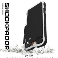 Case For IPhone X 5 8 Inch R Just Armor King Steel Metal Shockproof Flip Full