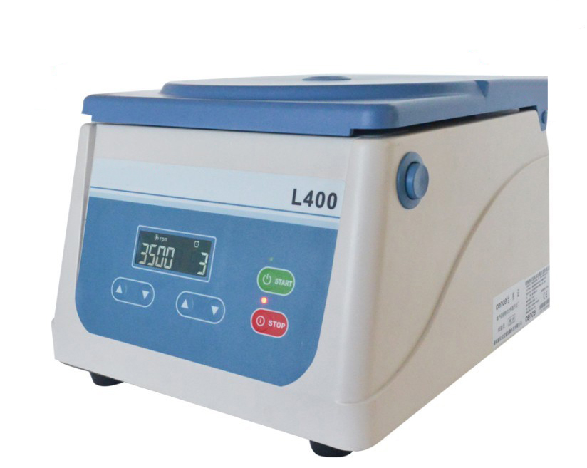 L400 Medical Lab Centrifuge Low Speed Desktop Centrifuge Automatic Balance 6*15ml 220V laboratory centrifuge td5 2 5000rpm low speed desktop centrifuge medical experiment digital display centrifuge 15ml 24 placer