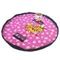 Большой Игровой Коврик Детские Игрушки Хранения Площадку Быстро Принять Ребенка Открытый Pad