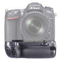 YIXIANG Vertical Multi Power Battery Grip Pack Holder For Nikon D7100 as MB D15