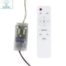 48W Led Isolatie Plastic Driver AC85 265V Aandrijfvermogen Verlichting Transformator Met Infrarood Afstandsbediening