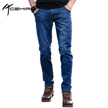 ACEMIRIZ High Quality Summer Jeans For Male Long Trousers 2017 Casual Denim Full Length Men's Jeans Denim Clothing FH-785