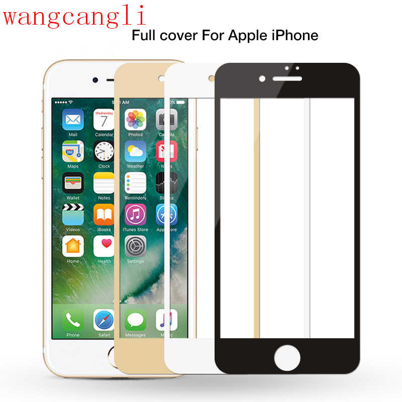 3d glass on the for iphone 6 tempered glass for iphone 7 8 plus screen protection tempered glass for iphone 8 screen protection