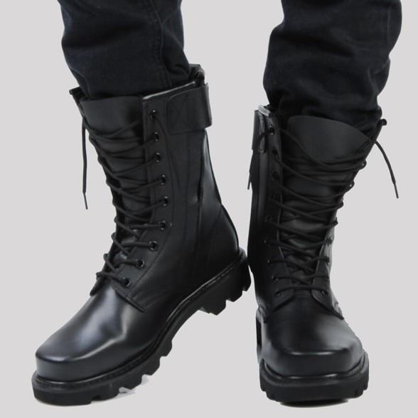 Mens combat boots 2015 mens casual