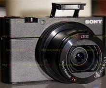 New Sony Cyber Shot DSC RX100 IV 4K Zeiss Vario Sonnar Digital Camera RX100M4