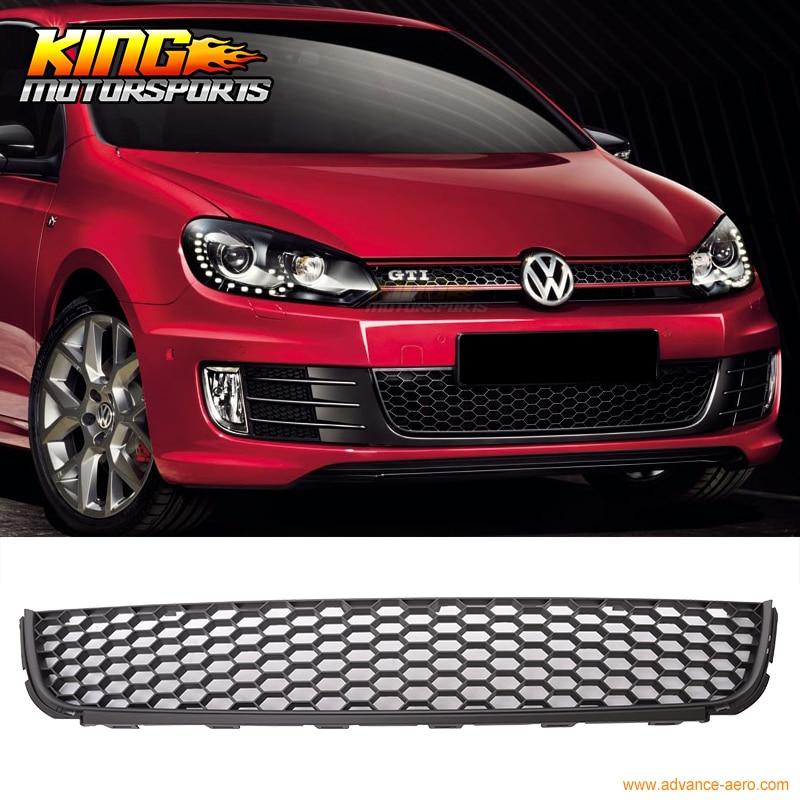 Volkswagen Jetta Price In Usa: For 10 14 VW Golf/TDI/Jetta MK6 Honeycomb Mesh Lower Front