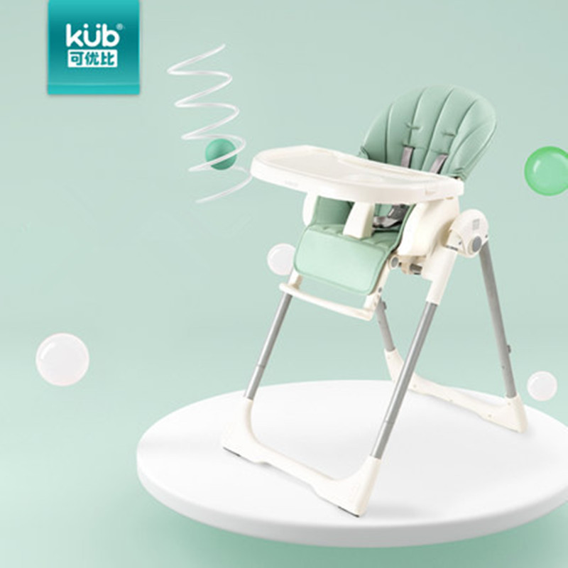 Update baby dinner highchair foldable portable baby dining table seat multi-function children's dining chair baby dining chair multi function baby highchair