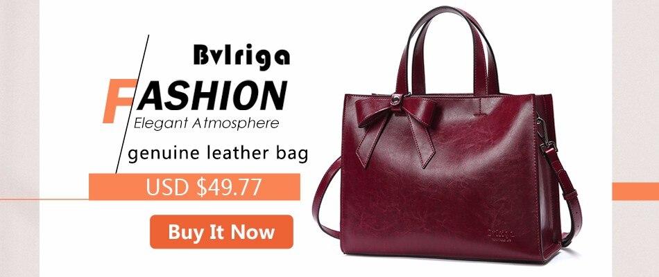 BVLRIGA Genuine leather bag famous brands women messenger bags women  handbags designer high quality women bag shoulder bag tote 1dd3180eaec78