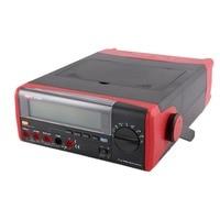 UNI T UT803 цифровой типа мультиметр DC/AC Напряжение ток вольтметр диода транзистор Multitester True RMS