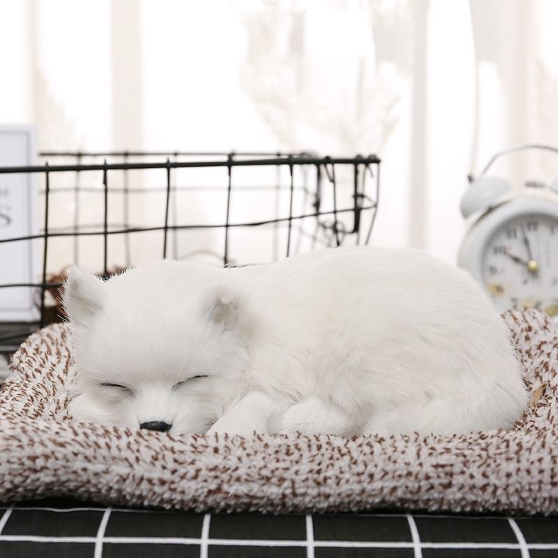 Plush Toy Doll Stuffed Soft Dog Plush Kawaii Husky Dolls - პლუშები სათამაშოები - ფოტო 3