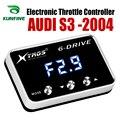 Автомобильный электронный контроллер дроссельной заслонки гоночный ускоритель мощный усилитель для AUDI S3 2004 вперед Тюнинг Запчасти аксесс...