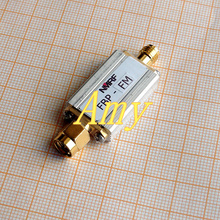 88~ 108 МГц полосовой фильтр, FM вещательный полосный фильтр, SMA интерфейс, ультра малый объем