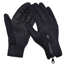Winter Running Gloves Women Men Outdoor Sports Gloves Full Finger Outdoor Glove Breathable Cycling Casual Gloves 2018 1 Pair New цена в Москве и Питере
