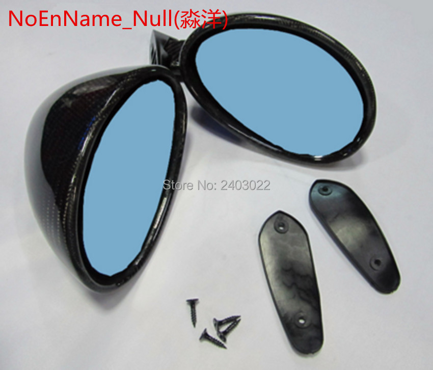 Universal Top Racing California Mirrors Rearview Custom hot Rod Classic Vitaloni pair carbon rearview mirror pair R L in Mirror Covers from Automobiles Motorcycles