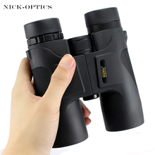 Cheaper Gomu Binocular Military Hd 10×42 Binoculars Professional Hunting Telescope Zoom High Quality Portable No Infrared For Outdoor
