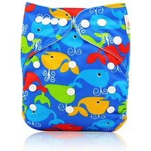 Reusable Baby Diapers (multicoloured)