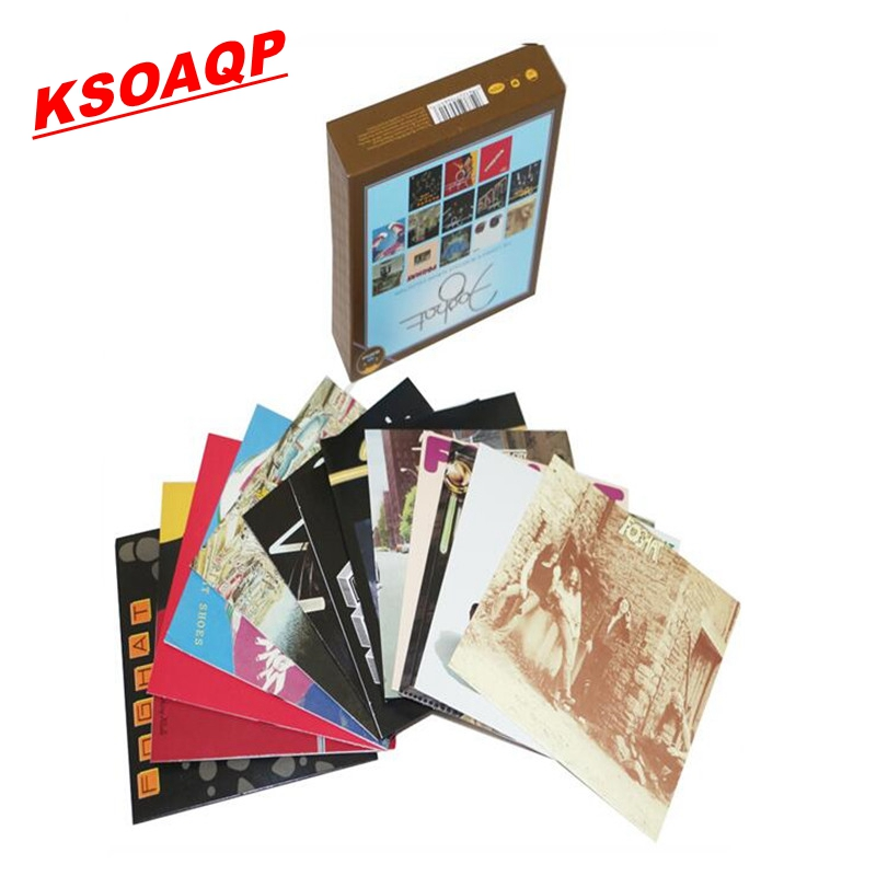 FREE SHIPPING KSOAQP FOGHAT - THE COMPLETE BEARSVILLE ALBUMS COLLECTION 13  CD NEW Dropshipping Order Welcome!