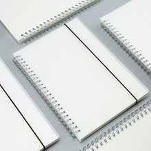 купить Bullet Journal A6 Notebook PP Grid Dotted Dot Blank Drawing Planner Agenda Book Time Management School Supplies Stationery Gift по цене 229.67 рублей