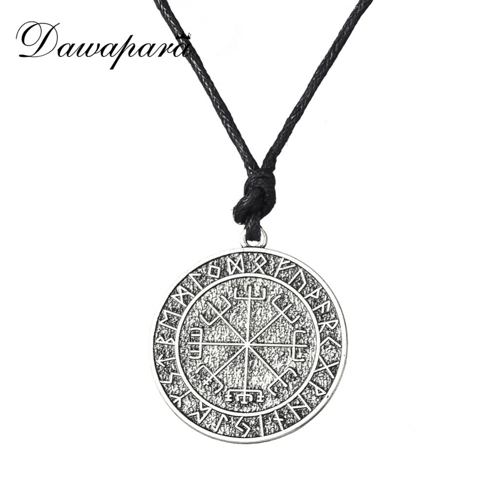 Dawapara Valknut Odin's Symbol of Norse Cross Runes Jewelry Warrior - Fashion Jewelry - Photo 1