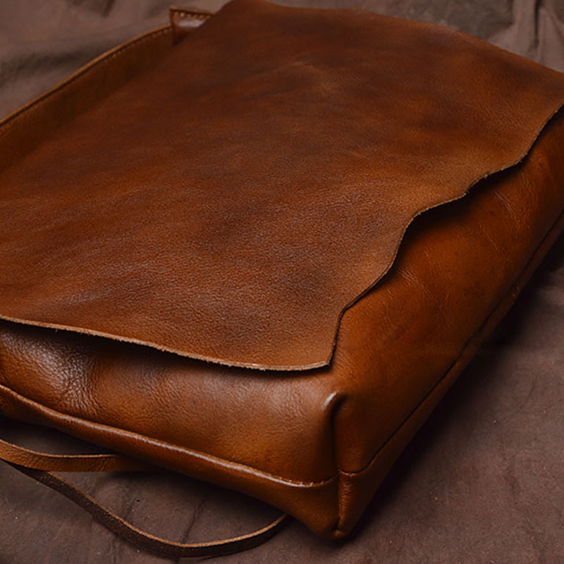 Aetoo 복고풍 수제 원래 간단한 성격 어깨 가방 남자 무두질 가죽 쇠가죽 채찍 메신저 가방 캐주얼 가죽 우편 배달부-에서크록스 바디 백부터 수화물 & 가방 의  그룹 3