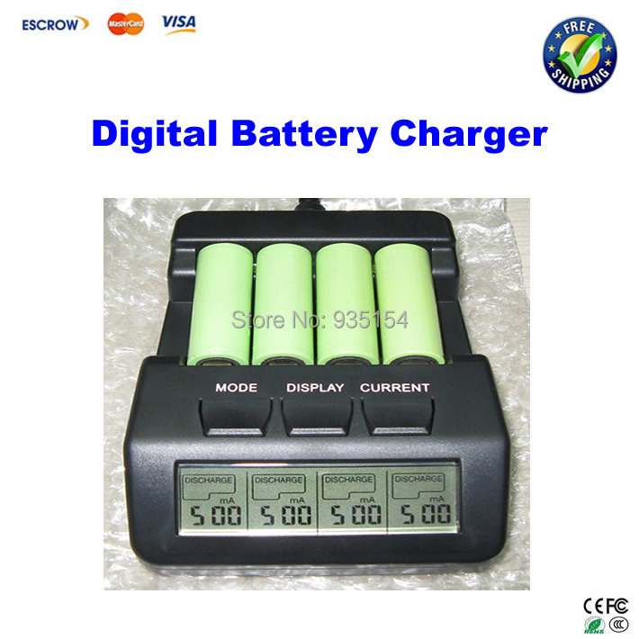 ФОТО BM110 upgrade to N100 Intelligent Digital Battery Charger Tester LCD Multifunction for 4 AA AAA Rechargeable AKKU