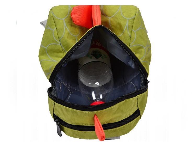 Dinosaur Anti lost backpack for kids Children Backpack aminals Kindergarten School bags for 1-4 years 8