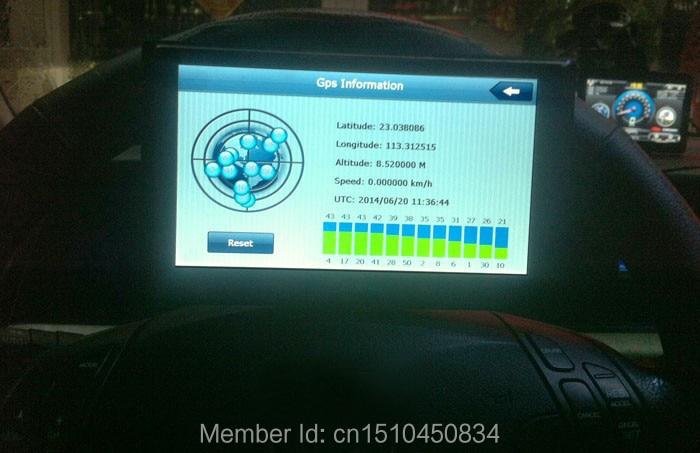 Горячие Новые 7 дюймов HD gps автомобильный навигатор 800 МГц FM/8 GB/DDR3 Карты для России/Беларусь Европа/США+ Канада грузовик gps фургонов