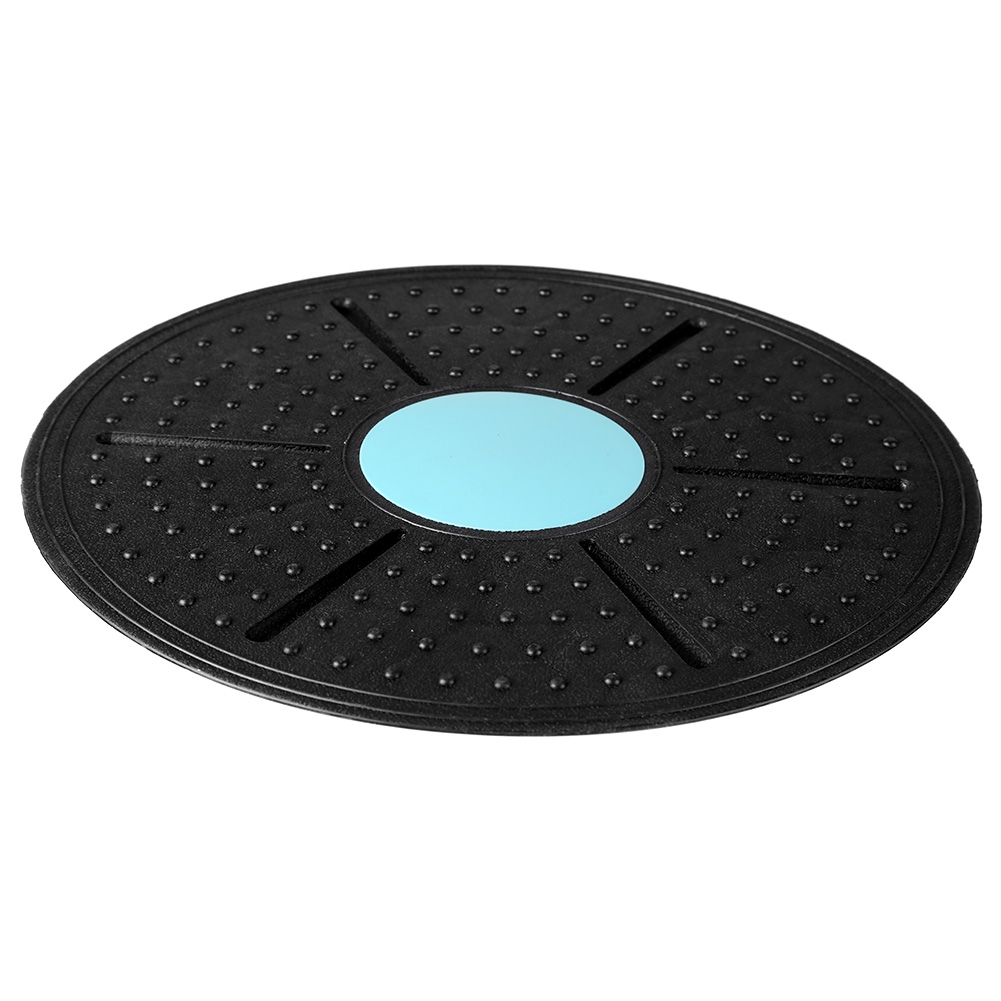 Balance Board 360 Degree Rotation Massage Disc Runde Plader Board Gym - Fitness og bodybuilding - Foto 4