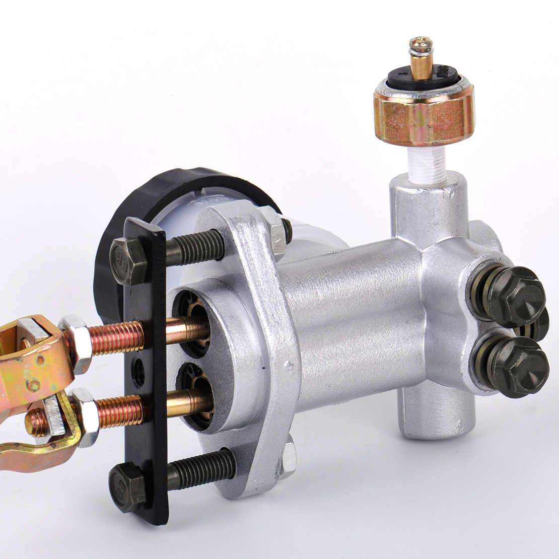 DWCX Hydraulic Brake Master Cylinder fit for 90cc 110cc 125cc 150cc 200cc  250cc Go Kart Dune Buggy Ibosa Twister Carter Talon