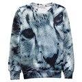 Alisister estilo Harajuku hombres/mujeres animal sudadera tigre de impresión 3d sudaderas jerseys sudaderas sudaderas Casual gráfico