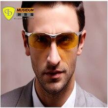 New Fashion Brand Men polarized Sunglasses Driving Sunglasses vintage sport Sun Glasses UV400 oculos de masculino 8513