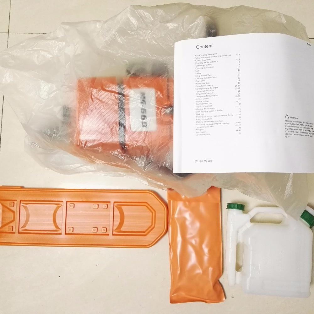 92cc kettsaag Tasuta kohaletoimetamine Kvaliteetne 30-tolline riba - Aiatööriistad - Foto 1