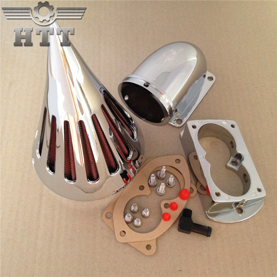 Aftermarket free shipping motorcycle parts Spike Air Cleaner Filter for Kawasaki 2002-2009 Vulcan 1500 1600 Mean Streak CD aftermarket motorcycle parts chrome spike air cleaner for yamaha road star 1600 xv1600a 1700 xv1700 1999 2012
