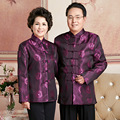 Shanghai Story Top Quality Cheongsam top Chinese Traditional Clothing for women men Chinese Style Jacket for couple 4 Color