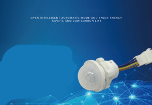Image 3 - 85 265V home indoor outdoor Infrared Light Motion Sensor Time Delay Home Lighting PIR Switch Led Sensitive night lamp