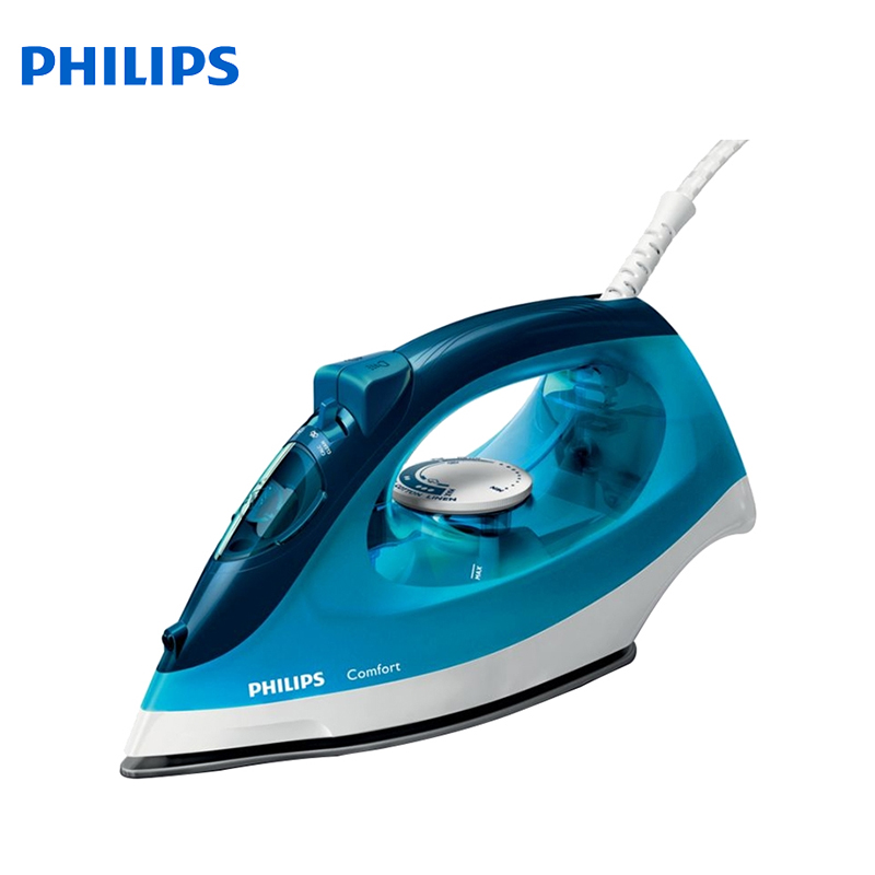 Iron Philips GC1436/20 steam generator for ironing irons steam electriciron Clothes Selfcleaning Burst of Steam electricsteam professional 450f ceramic vapor steam hair straightener with argan oil infusion steam flat iron ceramic vapor fast heating iron