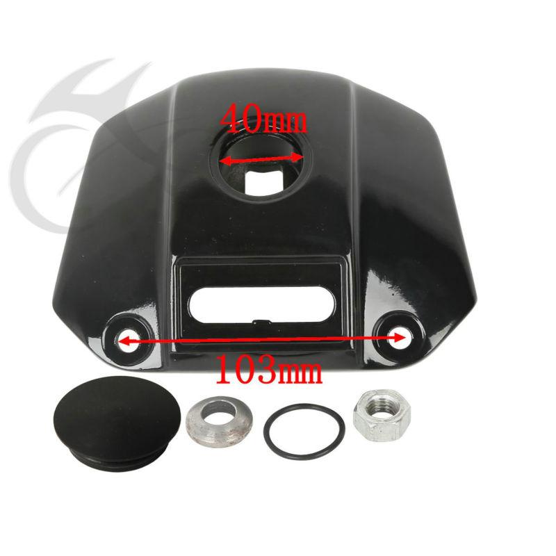 Motorcycle Headlight Black Mount Bracket For Harley Sportster XL 883 1200 Models 1992-2013 2011 Accessories