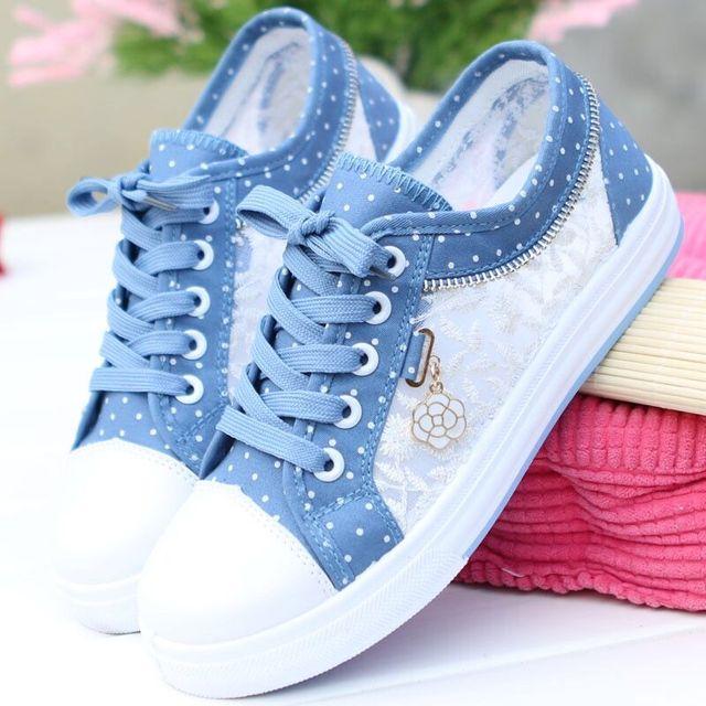 Vrouwen Gevulkaniseerd Schoenen Vrouwen Sneakers 2020 Dames Casual Schoenen Ademend Dames Lopen Platte Student Zapatos De MujerSneakers voor vrouwen