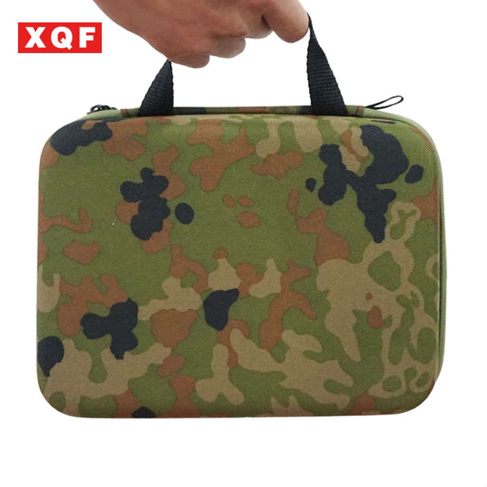 XQF Carring case for Baofeng UV-5R 5RA 5RB 5RC 5RD 5RE+ 5RA+ Two Way Radio Case Bag Holder For Walkie Talkie