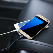 RAXFLY USB Mini Car Charger Micro USB Lighting Mobile Phone Car-Charger For Samsung S7 S8 iPhone 7 5s 6 Car Chargers Wholesale