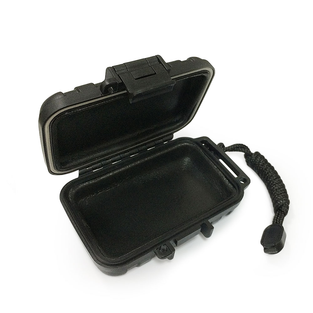 Earphone Waterproof Case Drop Resistance Protective Box Case Portable IEM In-ear Monitor Case Box