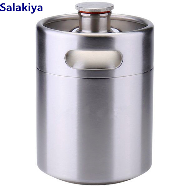 цена 2L Mini Beer Keg/Tank, Sanitary Stainless Steel 304