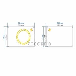 Image 5 - บัตร RFID 125KHz EM4100 TK4100 สมาร์ทการ์ด RFID แท็กสำหรับระบบ