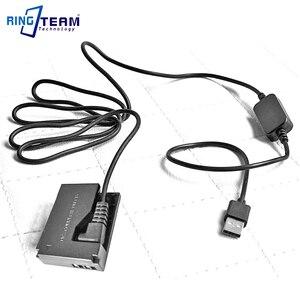Image 1 - 5V 2A 3A CA PS700 USB Power Cables + LP E12 ACK E15 DR E15 Battery DC Coupler for Canon EOS Rebel SL1 100D Digital Camera