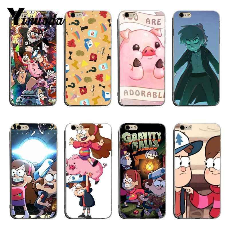 Yinuoda Mabel Gravity Falls Comic Novelty Fundas Phone Case