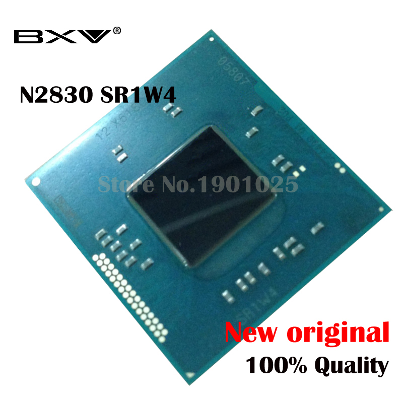 N2830 SR1W4 CPU 100% new original BGA chipset