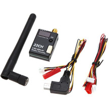 BOSCAM BOS600 5 8G 600mw 32CH Wireless Transmitter with M2 Fixed Socket for font b RC