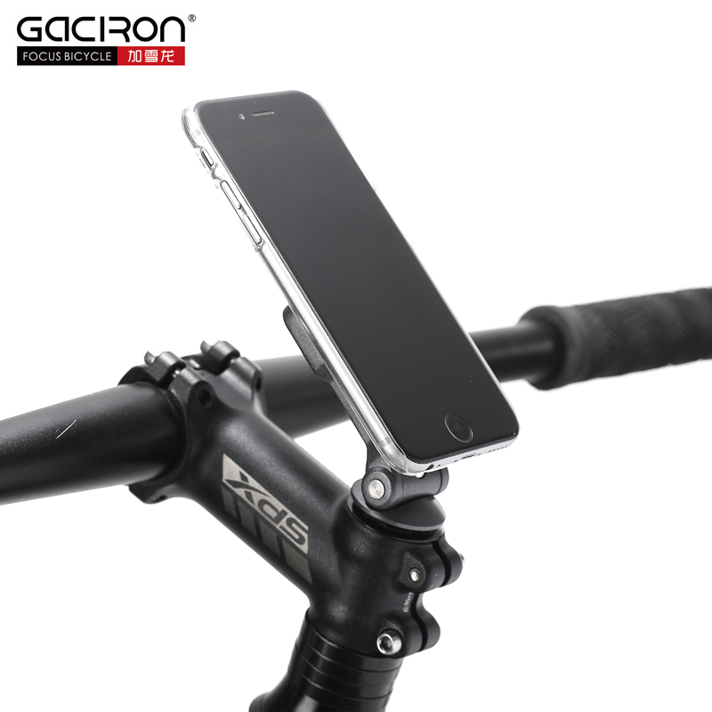 Gaciron Universal Mobile Phone Holder Bicycle Accessories Phone Stand Bike Cycling Handlebar Mount Holder For iPhone 6 6s 7 plus mobile phone