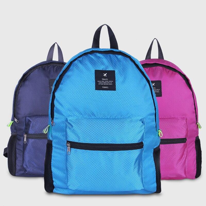 IUX New Folding Travel Bag Large Capacity Waterproof Printing Bags Portable Women's Tote Bag Travel Bags Women Travel