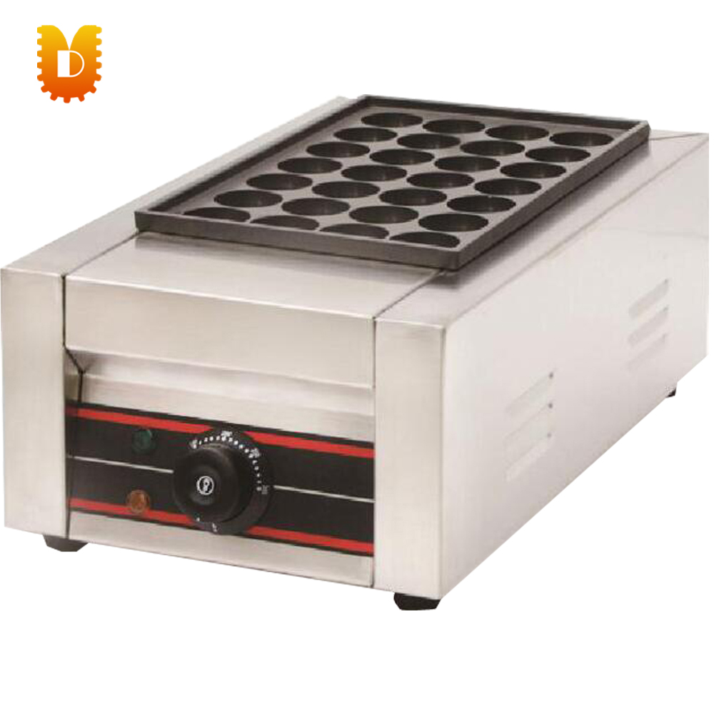 electrical new model fish grill making machine/octopus ball maker